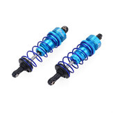 2PCS ZD Racing 7358 Alloy Oil Filled Front Shock Damper Absorber for 1/10 HSP Redcat Hongnor LRP HPI Hobao
