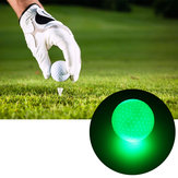 6 Pz 1.6 pollici LED Palline da golf Dark Night Sports Ball luminoso
