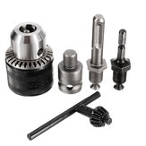 Drillpro 1.5-13mm Drill Chuck Drill Adapter 1/2-20UNF Thread Changed Impact Wrench Into Eletric Dril