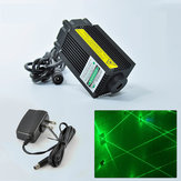 MTOLASER 100mW 532nm Green Dot Laser Module Generator Variable Focus Industrial Marking Position Alignment