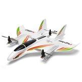 XK X450 VTOL 2.4G 6CH EPO 450 mm Wingspan Tryb 3D / 6G Przełączalne akrobacje RC Samolot RTF