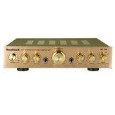 Stereo Power Forstærker 2000W 110V 220V 5-kanals Equalizer Bilforstærker Hjemmebiografforstærkere Audio