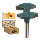1/4 Inch Straight Shank T Slot Router Bit T-Track Wood Working Cutter