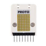 5 pezzi M5Stack® PRO TO Modulo Scheda di espansione prototipazione per M5StickC ESP32 Mini scheda di sviluppo IoT Computer da dito