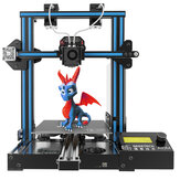 Geeetech® A10M Mix-color Prusa I3 3D Printer Ukuran Pencetakan 220 * 220 * 260mm