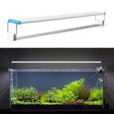 Zanlure 18-48cm水族館ライトフルスペクトル植物魚タンクランプ釣りランプEU / USプラグ