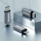 JOYROOM Type-C Micro USB OTG Transmissor infravermelho receptor e adaptador remoto para Huawei P30 Mate 20Pro Mi8 Mi9 7A OUKITEL Y4800 TV de ar condicionado