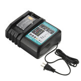 18V DC18RA DC18RC 3A Li-Ion Battery Charger for Makita 7.2V-18V DC18RC BL1860 BL1845 1815 Power Tool Charger