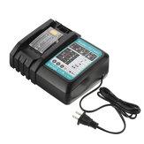 18V DC18RA DC18RC 3A Li-Ion Batterie chargeur pour Makita 7.2V-18V DC18RC BL1860 BL1845 1815 chargeur d'outils électriques