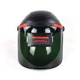 Welding Helmet Solar Powered Auto Darkening Hood with Adjustable Wide Shade for MIG ARC Plasma Grinding Welder Mask