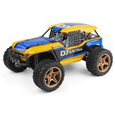 Wltoys 12402-A 4WD 1/12 2.4G RC Car Desert Baja Vehicle Models High Speed 45km / h