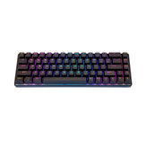 MAGIC REFINER MK14 NKRO 68 Keys USB 2.0 Wired Blue Switch RGB Backlit Mechanical Gaming Keyboard