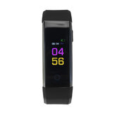115 Plus 0,96 inch touchscreen waterdicht smartwatch USB opladen fitness tracker sportarmband Mi band