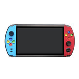 Powkiddy X19 7 inch 8GB 16GB 2500 Video Games Console Retro Handheld Game Player Support FC GB GBA GBC MD NES SFC PS Arcade
