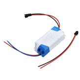 5pcs 7W 9W 12W 15W LED Luz de modulação não isolada Fonte de alimentação de driver externa AC90-265V Módulo de escurecimento de tiristor de corrente constante