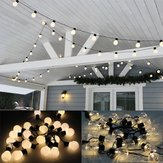 6M Bianco caldo LED Globo esterno String Light 20 Lampadine Vintage Hanging Fairy Wedding lampada Decor US Spina UE
