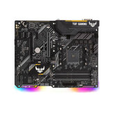 ASUS TUF B450-PLUS GAMING B450 Chip DDR4 32Gbps M.2 ATX Motherboard Mainboard for AMD Socket AM4