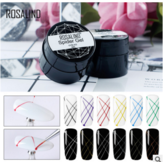 ROSALIND Gel Spider Line For Unghie Art Gel Polish UV Gel Colori Pittura Gel Chiodo Polish Spider Gel Lacca