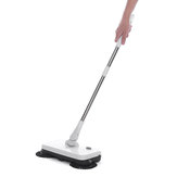 Wireless Rotary Rechargeable Electric Floor Mop Cleaner Spin Powered Reusable