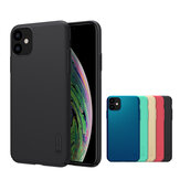 NILLKIN Frosted Shockproof Shield PC Hard Back Protective Case for iPhone 11 6.1 inch