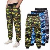 Men's Camo Trousers Tracksuit Jogging Jogger Casual Sweatpants Bottoms Pants NEW