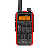 BaoFeng UV-5R Sports Version Walkie-Talkie 2-15KM VHF UHF Dual Band UV 5R Two Way Radio for Hunting Ham Radios