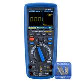 DT-9989 Multímetro digital profissional Osciloscópio LCD Tela colorida Usb Teste de tensão de corrente Ferramentas para eletricista