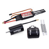 Surpass Hobby 3660 3500KV Brushless Motor +90A ESC +36-S Water Cooling Jacket for RC Boat