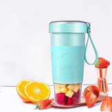 400ml Wireless Electric Juicer Fruit Maker Portable Travel USB Blender Accompany Cup
