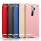 For Xiaomi Redmi Note 8 Pro Case Bakeey Ultra-thin 3 in 1 Plating PC Hard Back Cover Protective Case