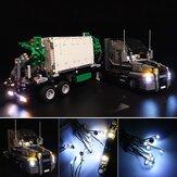 DIY LED Kit de luz SOMENTE para LEGO 42078 Technic Series Iluminação de caminhões