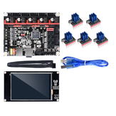 Scheda controller BIGTREETECH SKR V1.3 + touchscreen TFT3.5 + kit scheda madre driver motore passo-passo TMC2208 per stampante 3D