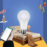 ARILUX® Dimmable E27 8W RGBW Smart luz LED Bombilla Funciona con Apple HomeKit Alexa Google Assistant AC85-265V