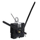 ديكور المنزل المملكة المتحدة MSF وقت راديو التحكم الذري الصامت ساعةحائط حركة DIY كيت ساعةحائط الملحقات