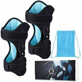 3-Speed Adjustment Power Joint Support Anti-skid Knee Pad