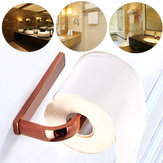 Toilet Paper Shelf Holder Wall Mounted Tissue Hanging Roll Holder For Kitchen Bathroom