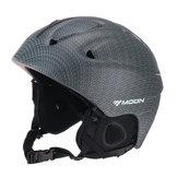 MOON™ Winter Ski Snowboard Half Face Helmet Skateboarding Sport Mask Safety Windproof Snowproof