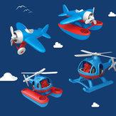 Bravokids Super Plane Series Quatro modelos de brinquedo plano de Xiaomi Youpin