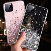 Bakeey Luxury Bling GlitterハードPC保護ケースfor iPhone 11 / iPhone 11 Pro / iPhone 11 Pro Max