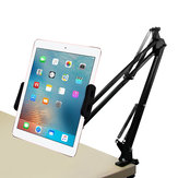 Original              Desktop 360 Degree Rotating Lazy Arm Tablet Stand Phone Holder for 4.0-12.9 Inch Smart Phone Tablet for iPhone for Samsung for iPad Pro