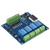 YYS-1 Programmable 4 Channel LED Relay Module Signal Trigger Delay Timer Relay PLC Controller