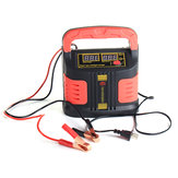 12V 24V Car Battery Charger Pulse Repair Motorcycle Full Automatic Intelligent 110V