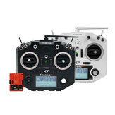 FrSky Taranis Q X7 ACCESS 2.4GHz 24CH Mode2 Transmitter with R9M 2019 Long Range Module for RC Drone