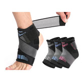 AOLIKES 1PC Comfortable Breathable Ankle Support Sports Running Ankle Guard Fitness Protection