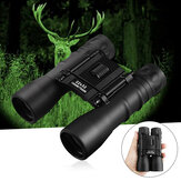 22X32 HD Binóculos Do Exército Militar Low-light Night Vision Folding Hunting Telescope Camping