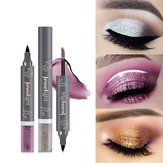 Music Flower Gem Shimmer Liquid Eyeliner
