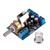 TEA2025B Mini Placa Amplificadora de Áudio Dual Stereo 2.0 Channel Amplifier Board para PC Speaker 3 W + 3 W 5V 9 V 12 V CARRO