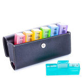 21/28 Grids Daily Pill Box Tablet Organizer