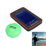 ZANLURE Wireless Fish Finder Portable Sonar Sensor Depth Sea Lake Fish Detect Fishing Tool