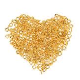 200pcs moules de moulage de résine vis goupilles à oeil fileté bijoux bricolage artisanat accessoires